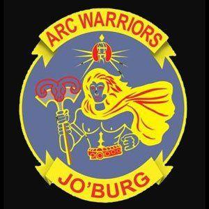 Arc Warriors mc johannesburg