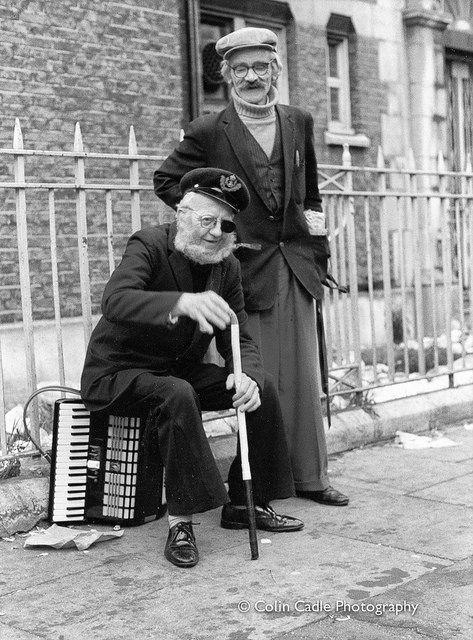 Buskers - East Street Market, London - 1976 | Flickr - Photo Sharing!