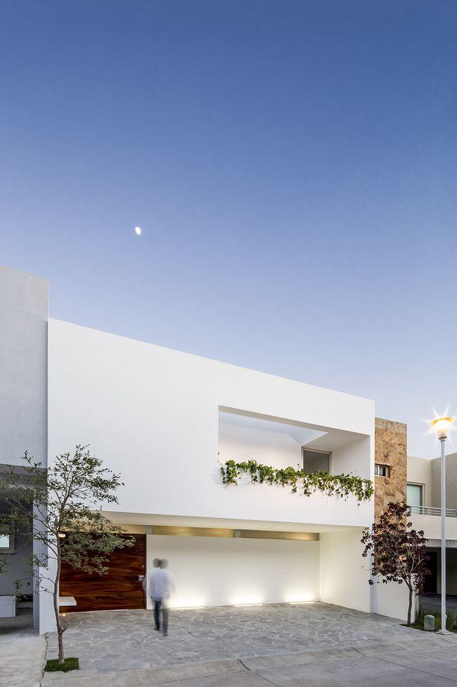 Galeria de Casa V / Abraham Cota Paredes Arquitectos - 17