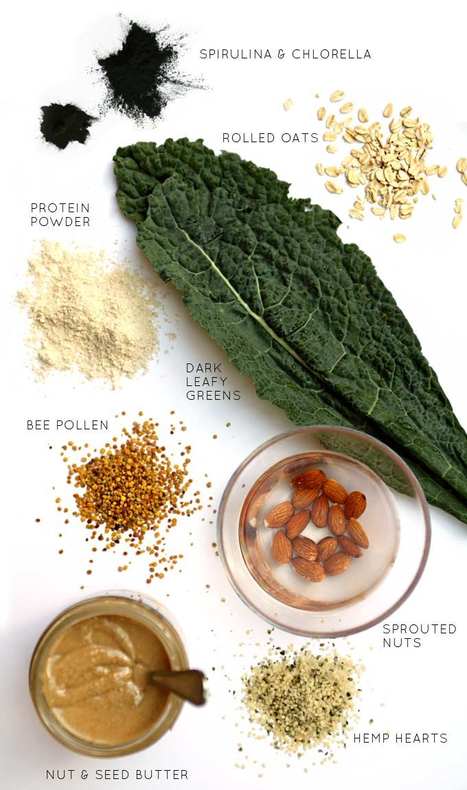 #Protein Boosters for Smoothies