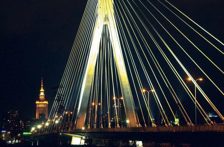 Viaggi Natale 2013: idea Varsavia con voli low cost a 15 euro
