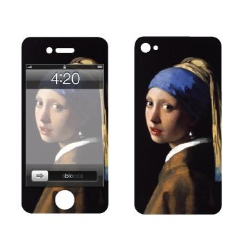 ADESIVO PER IPHONE - Perfettamente sagomate riescono a ricoprire la superficie in vetro dell'iPhone 4 sia del FRONTE sia del RETRO, lasciando liberi il display e i fori degli speaker, del microfono, del pulsante di accessione, della fotocamera con flash e frontale.  Leggi i dettagli: http://www.rivestimania.it/component/virtuemart/cover-iphone/arte/adesivi-per-iphone2012-03-19-10-56-54-detail.html?Itemid=0