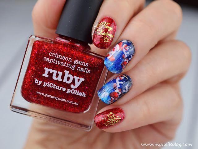 Picture Polish Ruby #picturepolish