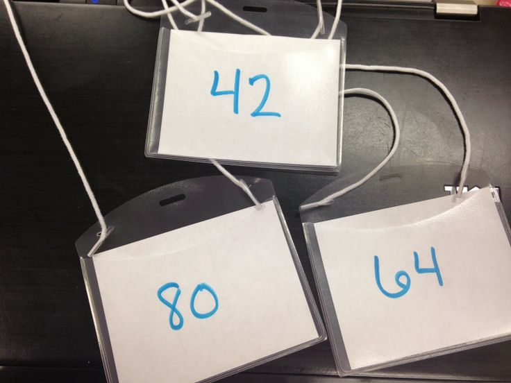 Plus Haut/Plus Bas: A Fun Way to Practice Numbers