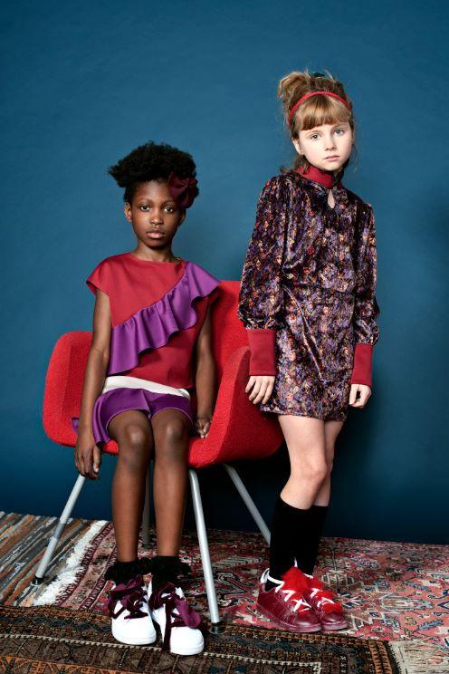 Isossy Children AW17 'Passion Is Play' Campaign shot by Nadja Pollack #alegremedia http://www.isossychildren.com/ www.alegremedia.co.uk