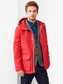 Gap + GQ Brooklyn Tailors field jacket