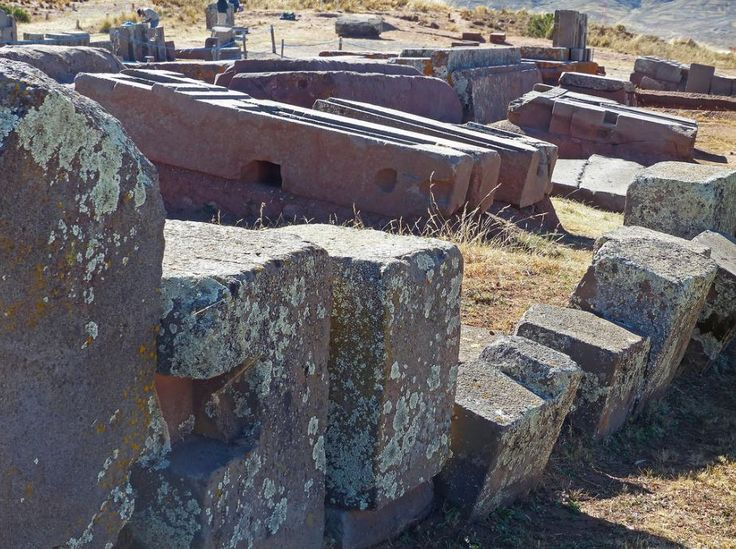Puma Punku exposed: 50 images that will make your Jaw drop