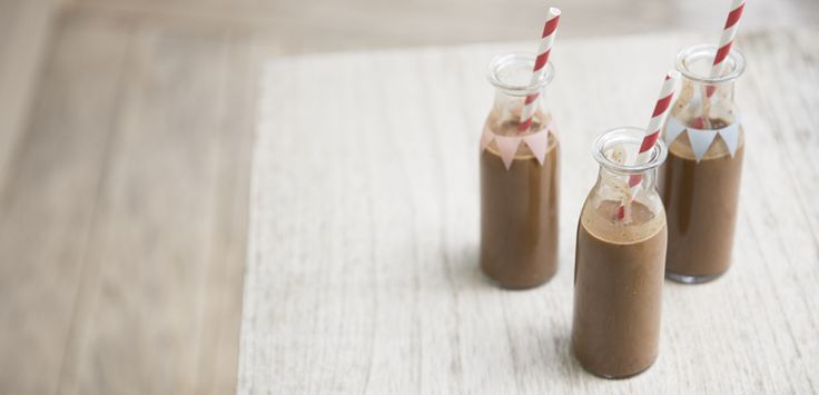 Recipe Of The Week: Hot Chocolate Smoothie | Move Nourish Believe
