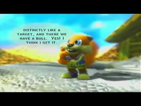 Conker Live And Reloaded Pt.5 : Down the Poop Shoot