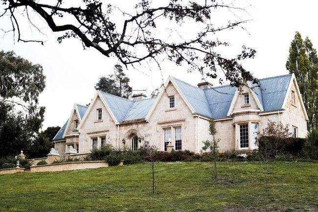 Priory house, Bothwell, Tasmania. #bothwell #tasmania #discovertasmania