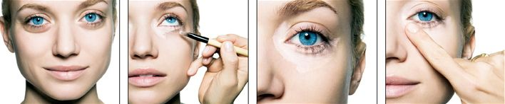 Bobbi brown, Secret Of The Universe under eye correct and conceal.