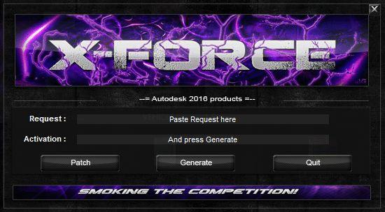 Autodesk 2017 XFORCE KeyGen - http://fullversoftware.com/autodesk-2017-xforce-keygen/