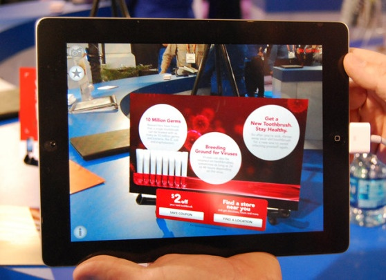 USPS surprises CES with eye-popping app that brings mail to life (video)