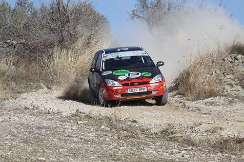 Rovira cierra la temporada con victoria y subcampeonato en la FocuXtreme, 20º Rallye de Tàrrega 2013