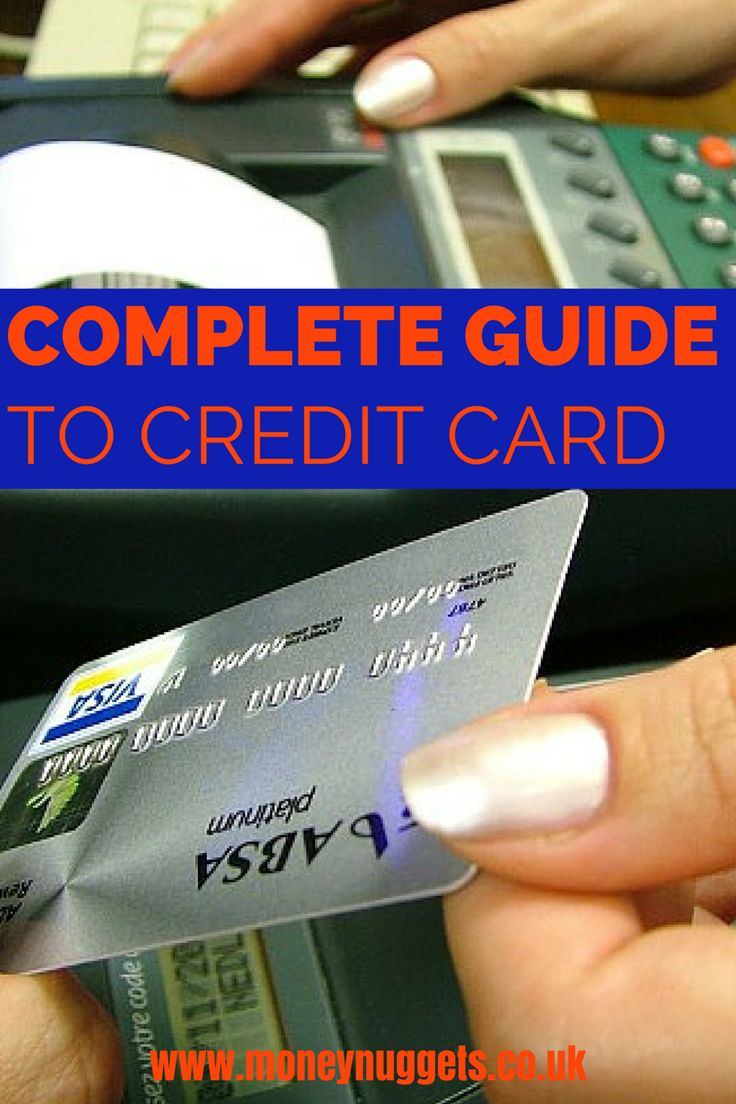 Credit cards can be useful – but only if you follow the rules. Read our complete guide to credit cards to help you understand how credit cards work.
