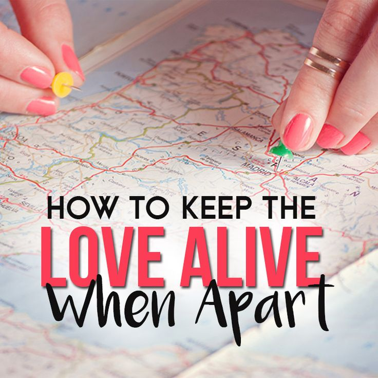 Long distance relationships are hard. The Divas have put their brains together for their best advice and 35 ideas to keep the love alive when apart!