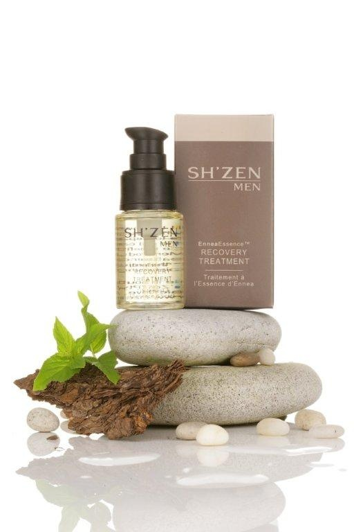 Recovery Essence for Men - soothes razor burn and works to condition and energise skin pre and post-shaving.   A FAIRLADY Best of Beauty Awards 2012 Finalist!  http://www.shzen.co.za/men_enneaessence.php