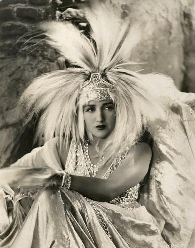 BeBe Daniels ~ 'She's A Sheik' 1927.