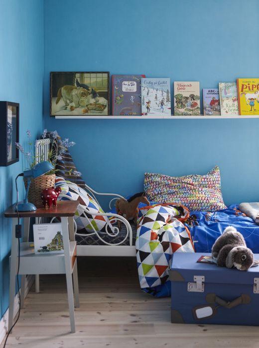 Une chambre denfant qui inspire les jeunes esprits