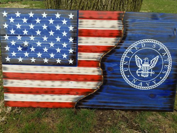 Hey, I found this really awesome Etsy listing at https://www.etsy.com/listing/520890727/american-flag-military-us-navy-rustic