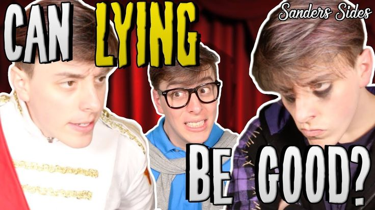 Can LYING Be Good?? | Thomas Sanders
