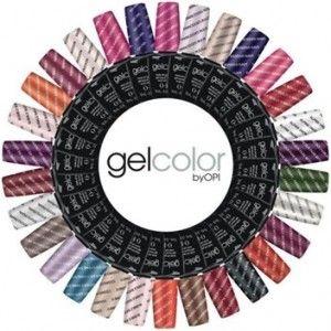 OPI Nail Polish Color Chart 2013 For Spring/Summer