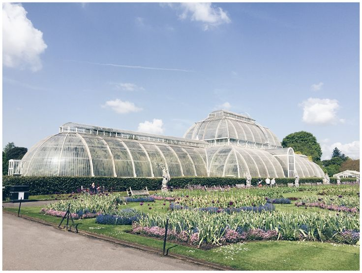 JUNE GOLD | Travel Diary London - Kew Gardens