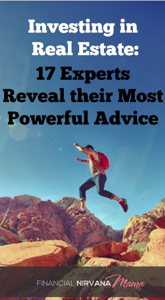 17 pros share their generous advice; all of it comes from a proven path to real estate investing success.