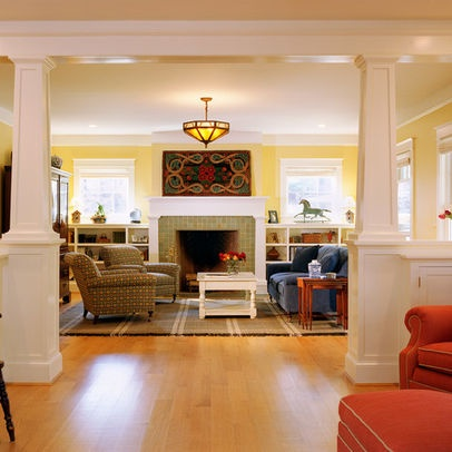 66 Best Images About Walls With Columns On Pinterest Interior Columns Living Rooms And Columns