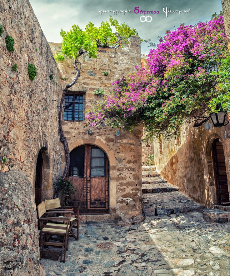 GREECE CHANNEL | Castle of #Monemvasia by Dimitra Psichogiou on 500px http://www.greece-channel.com/