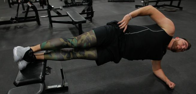What the Heck is a Bunkie? The Functional Core Strength Test You Need to Do