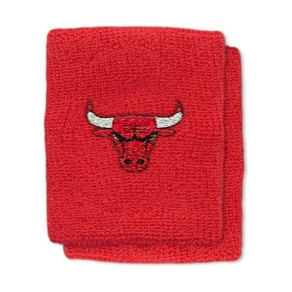 Chicago Bulls Team Logo Wristband