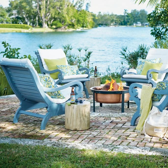 Plantation Outdoor Furniture | Grandin Road - Plantation Outdoor Furniture Outdoor Living, Backyard Landscaping