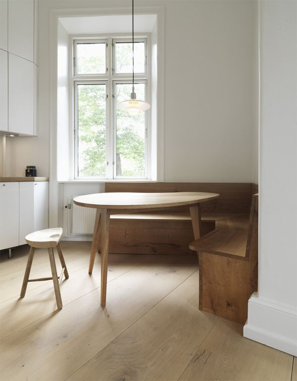 life as a moodboard: Scandinavian style: Dinesen Wood Floor