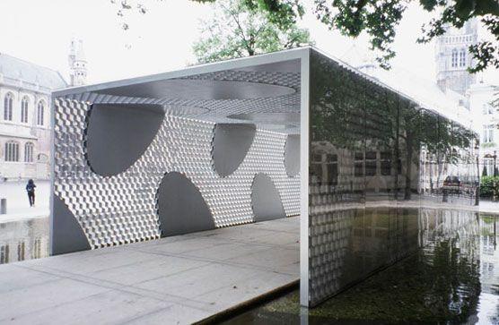 Brudge Pavilion. Toyo Ito 2002