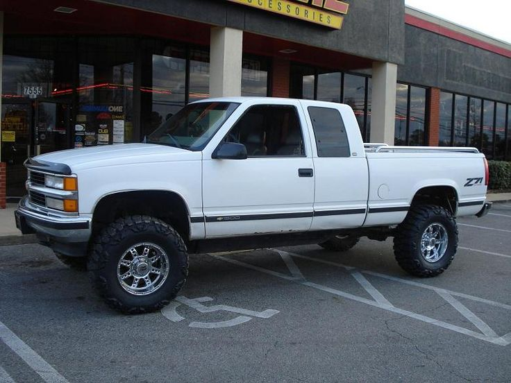 '98 Z71. One the best vehicles ever manufactured.