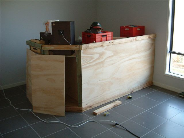 plan pour construire un bar 8 basement bar fabriquer. Black Bedroom Furniture Sets. Home Design Ideas