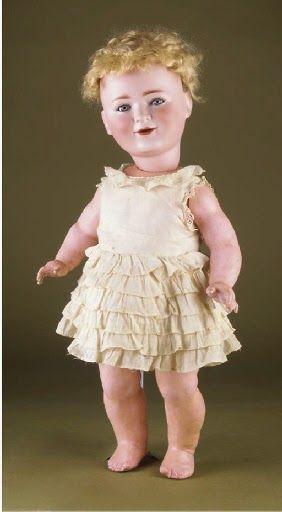 elfi_doll - Принцесса Елизавета 3-х лет от роду // Schoenau & Hoffmeister