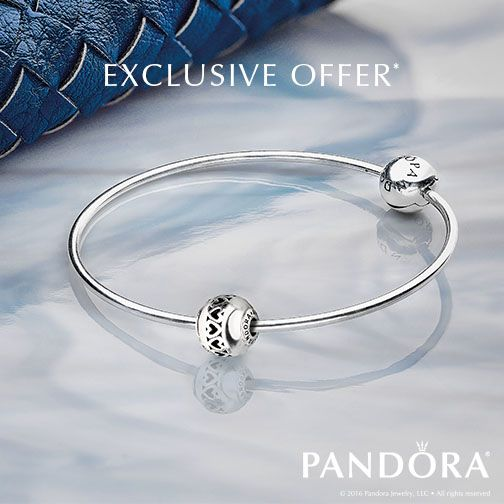 Elevate every outfit with the slender, sophisticated design of the PANDORA ESSENCE COLLECTION. Starting today, you can buy a ESSENCE COLLECTION bangle bracelet and select charm for only $85. Click for full details: http://go.pandora.net/2bzZuH2