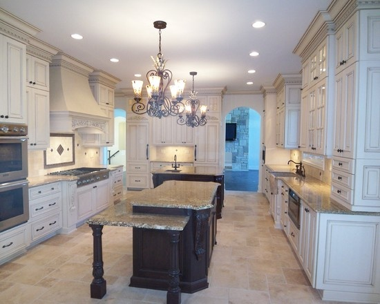 Traditional Kitchen Keeping Room Design, Pictures, Remodel ...