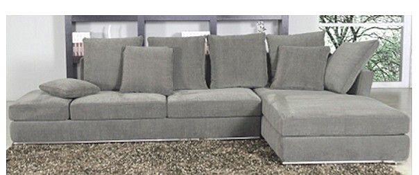Sonoma Condo Sofa Sectional