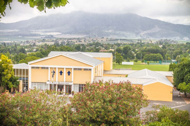 The town is the home of the Boland Rugby Union and the professional rugby team the Boland Kavaliers. The town is also an academic centre, with Huguenot College, Cape Peninsula University of Technology, the Timothy Ministry Team, Bible Media, Huguenot High School and Weltevrede Senior Secondary School, Bergriver Senior Secondary School amongst others.
