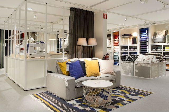 Así es la nueva tienda IKEA Goya en el centro de Madrid (Ya