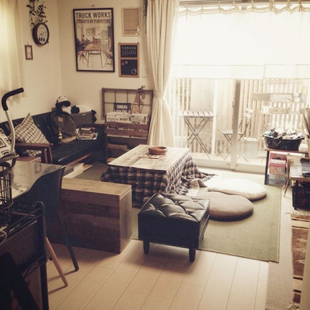 chiriさんのお部屋写真