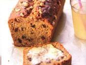 Banana and Hazelnut Teabread recipe