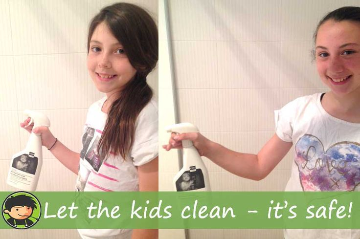 Let the kids clean! With Eco Store cleaning products, there are no nasties to be worried about. Find the range here. At latest count, there are more than 84,000 chemicals in existence for commercia...