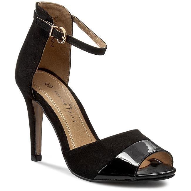 Sandály JENNY FAIRY - W16SS292-2 Černá