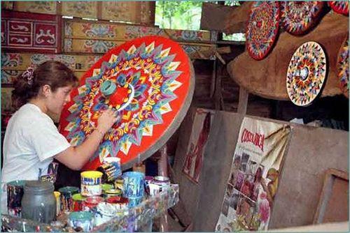 Arts crafts in costa rica costa rica and central america for Costa rica arts and crafts