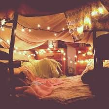 I Forgot How Much Fun Blanket Forts Are! Weu0027ll Definitely Use Christmas  Lights Next Time Instead Of Our Camping Lights :).