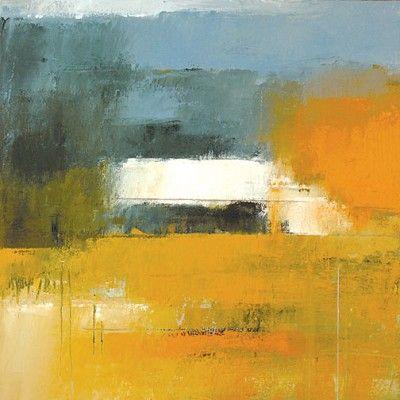 """Underhill #2,"" acrylic by Irma Cerese"